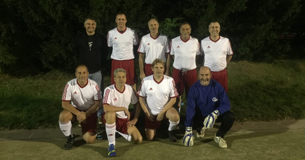 Mannschaftsbild Alte Herren TSG Drais